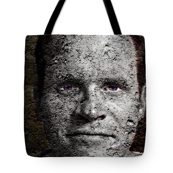 You Rock Tote Bag by Christopher Gaston