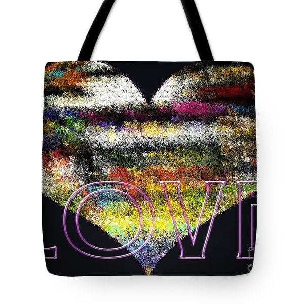 Your Heart Is My Pinata Tote Bag by Gwyn Newcombe