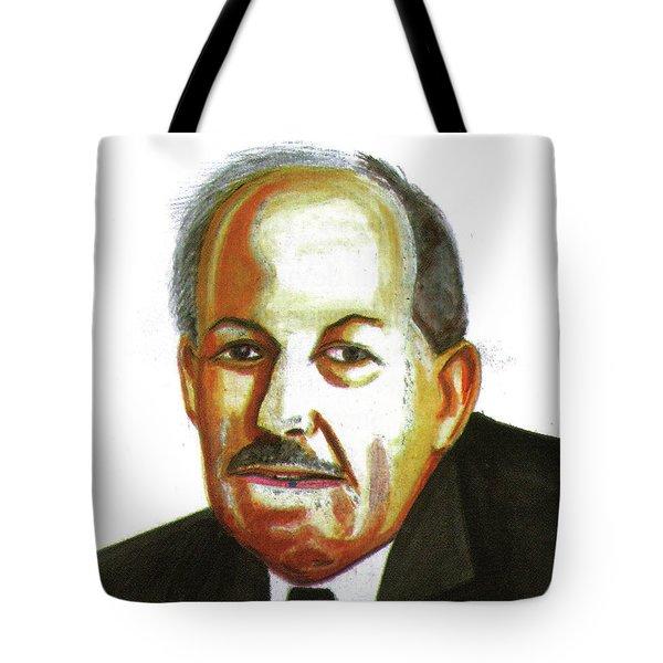 Ype Schaaf Tote Bag by Emmanuel Baliyanga