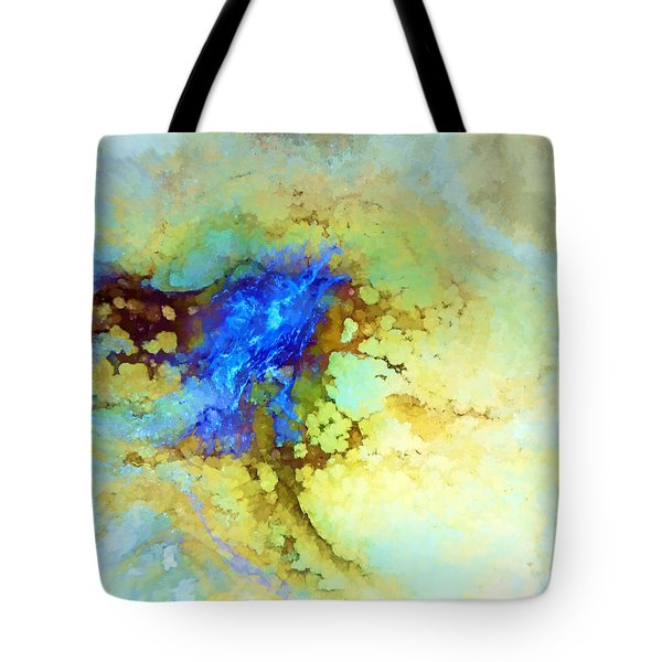 Yunomi Dreams Tote Bag by Bill Morgenstern