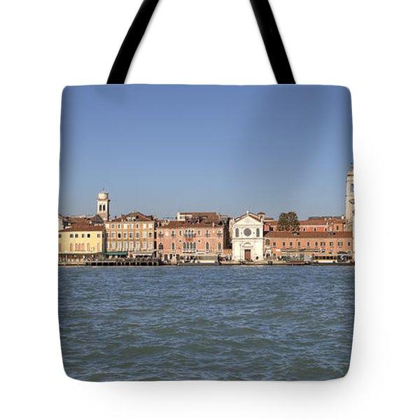Zattere - Venice Tote Bag by Joana Kruse