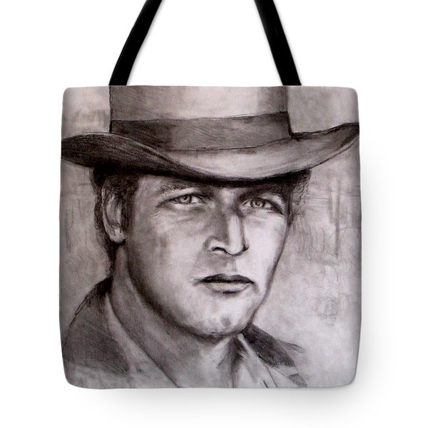 Butch Cassidy Tote Bag by Jack Skinner