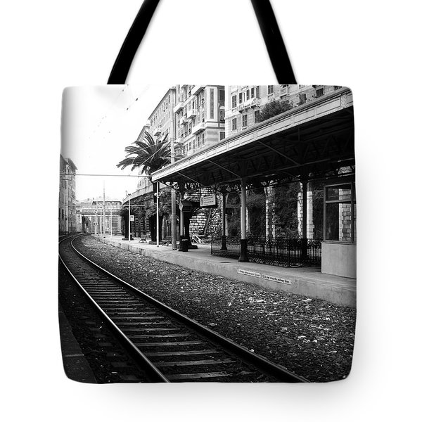 Old World Charm Tote Bag by Ivy Ho
