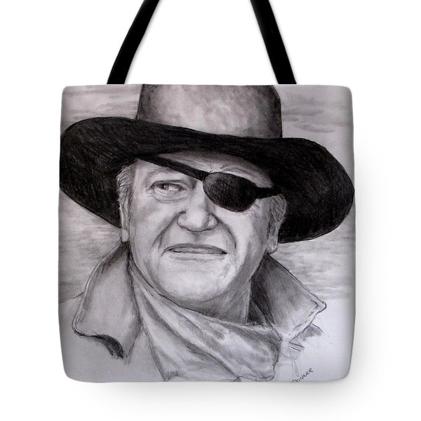 The Duke Tote Bag by Jack Skinner