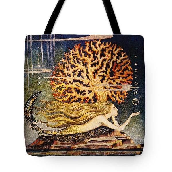 Andersen: Little Mermaid Tote Bag by Granger