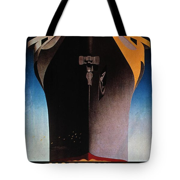 Steamship Normandie, C1935 Tote Bag by Granger
