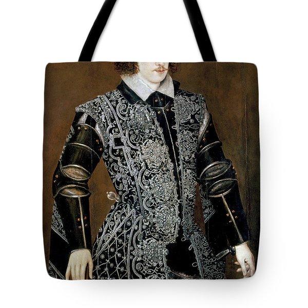 Sir Robert Devereux Tote Bag by Granger