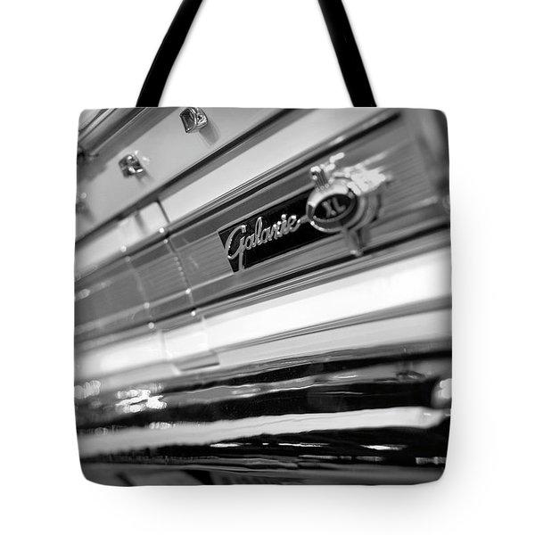 1964 Ford Galaxie 500 Xl Tote Bag by Gordon Dean II
