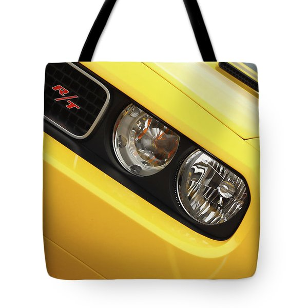 2011 Dodge Challenger Rt Tote Bag by Gordon Dean II