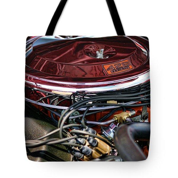 426 Hemi Tote Bag by Gordon Dean II
