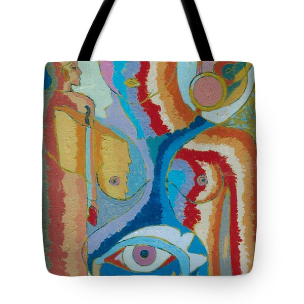 7 Tote Bag by John Powell