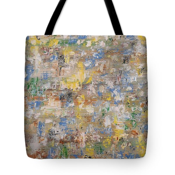 Abstract 189 Tote Bag by Patrick J Murphy