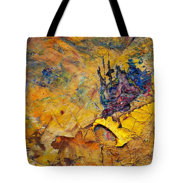 Abstract Composition Tote Bag by Michal Boubin