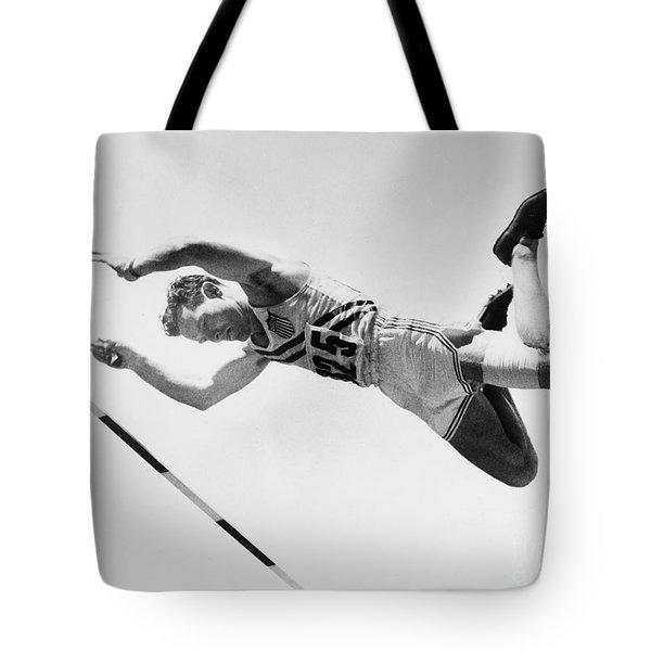Bob Richards (1926- ) Tote Bag by Granger