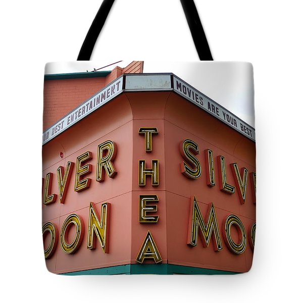 Classic Drive In Tote Bag by David Lee Thompson