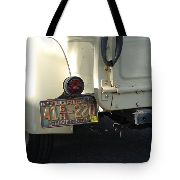 Dodge Tote Bag by Rob Hans