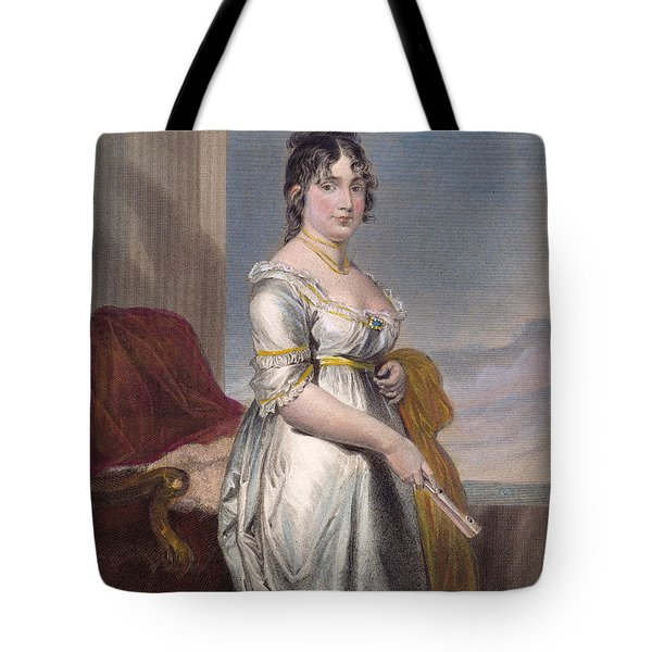 Dolley Payne Todd Madison Tote Bag by Granger