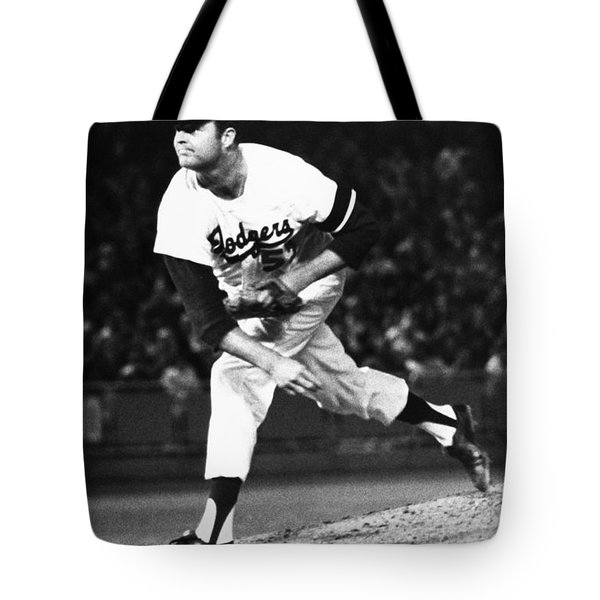 Don Drysdale (1936-1993) Tote Bag by Granger