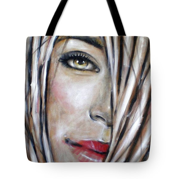 Dream In Amber 120809 Tote Bag by Selena Boron