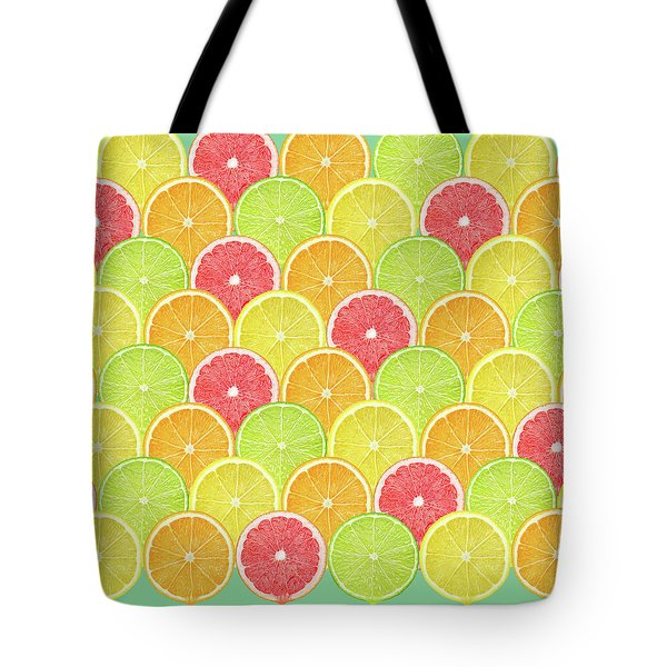 Fresh Fruit  Tote Bag by Mark Ashkenazi