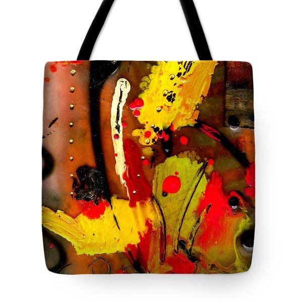 Growing Tote Bag by Angela L Walker