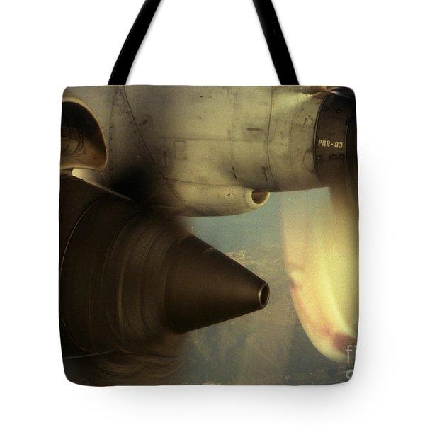 Intake No.2 Tote Bag by Sean Cupp