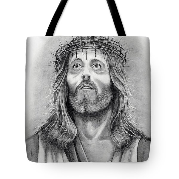 King Of Kings Tote Bag by Murphy Elliott