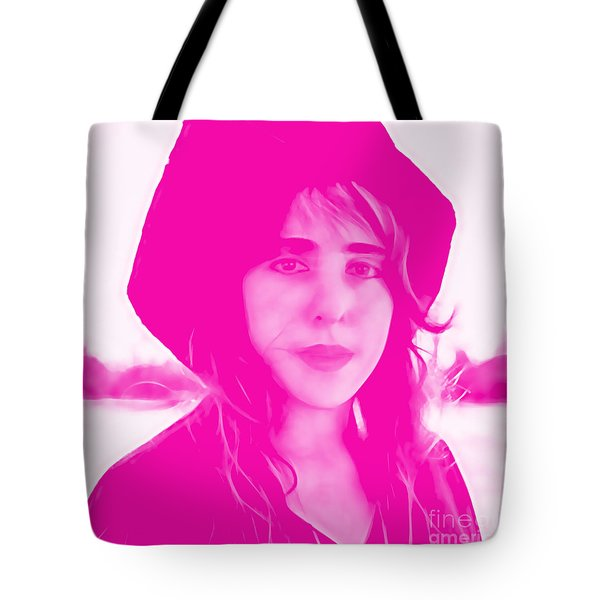 Laura Nyro Collection Tote Bag by Marvin Blaine
