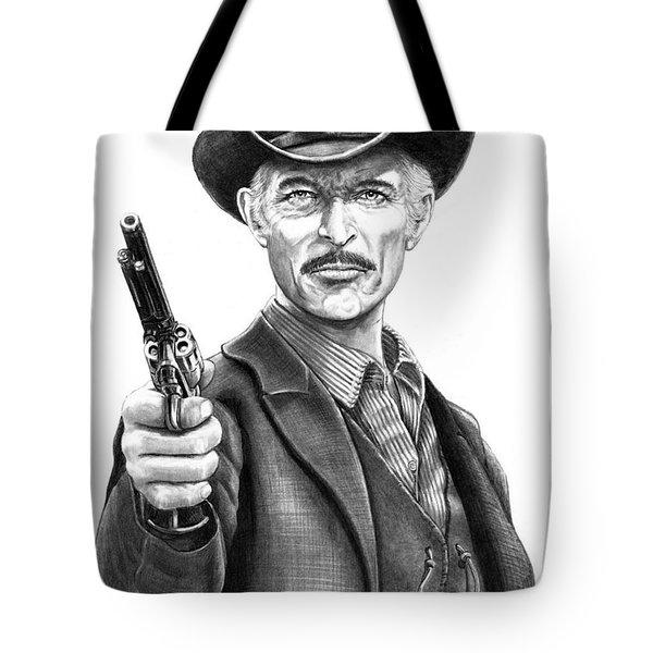 Lee Van Cleef Tote Bag by Murphy Elliott