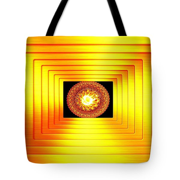 Luminous Energy 7 Tote Bag by Will Borden