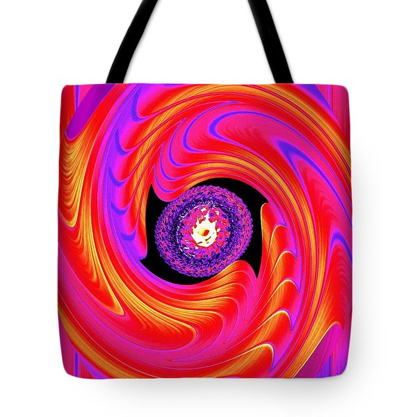 Luminous Energy 8 Tote Bag by Will Borden