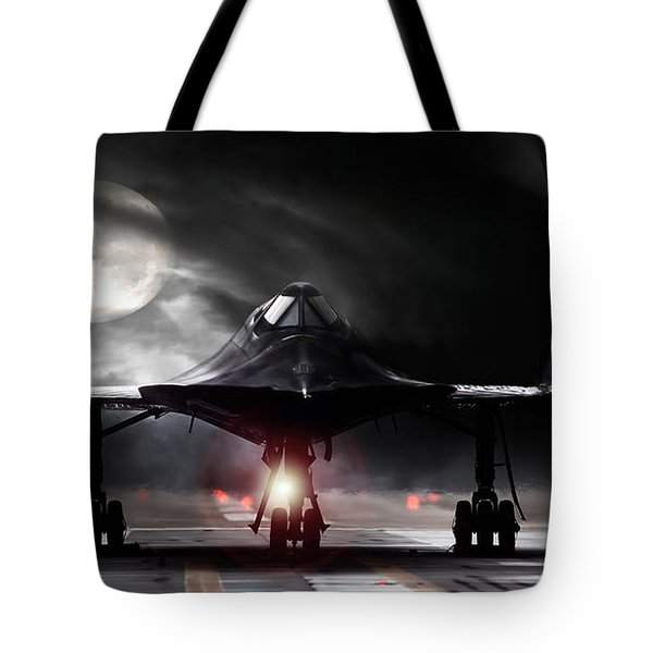 Night Moves Tote Bag by Peter Chilelli