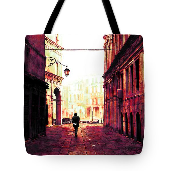 Perdition Tote Bag by John Rizzuto
