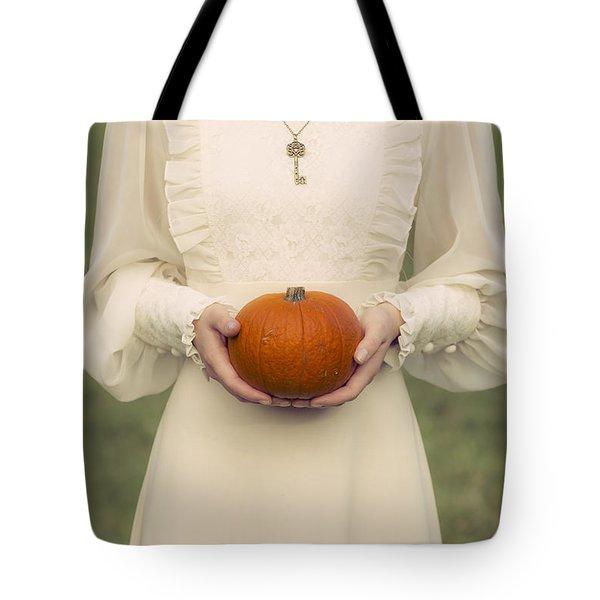 Pumpkin Tote Bag by Joana Kruse