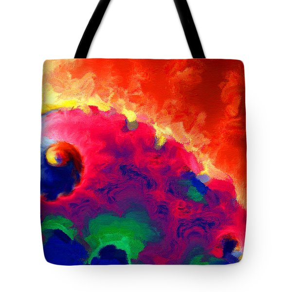 Revolution Tote Bag by Stephen Younts