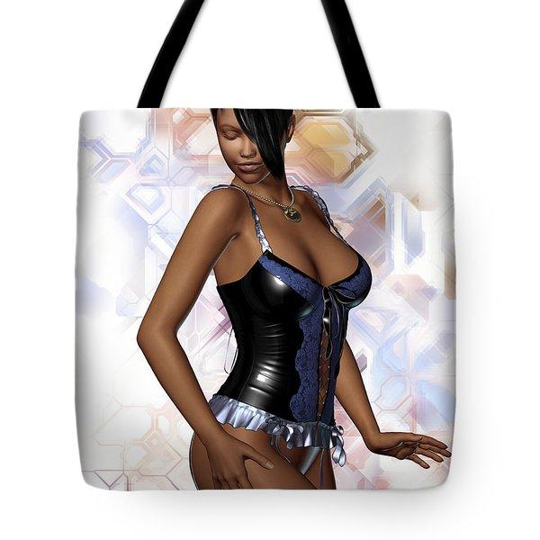 Sensual Feeling  Tote Bag by Alexander Butler