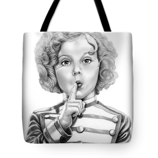 Shirley Temple Tote Bag by Murphy Elliott
