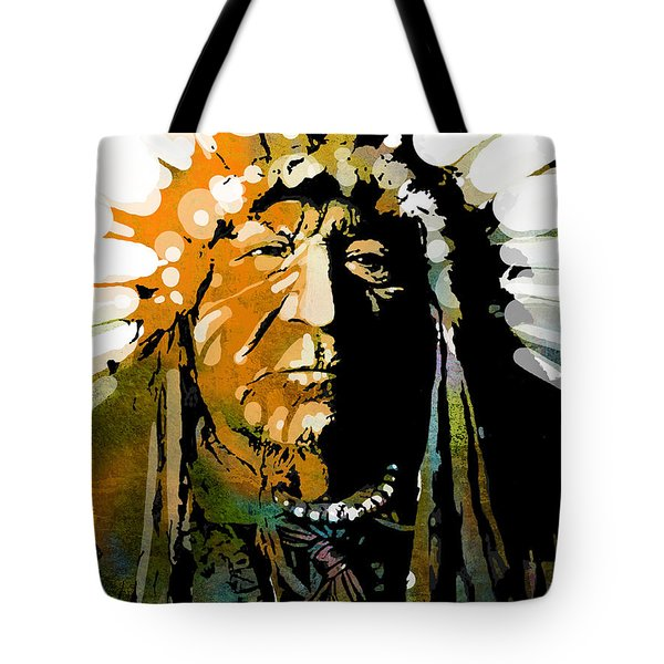 Sitting Bear Tote Bag by Paul Sachtleben