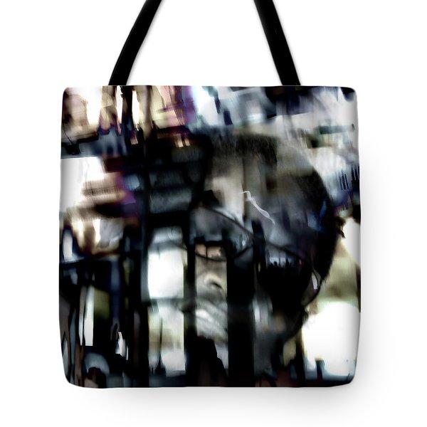 Slam Tote Bag by Dominique Crombez