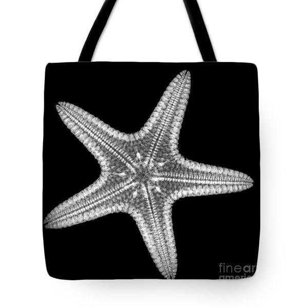 Starfish Tote Bag by Ted Kinsman