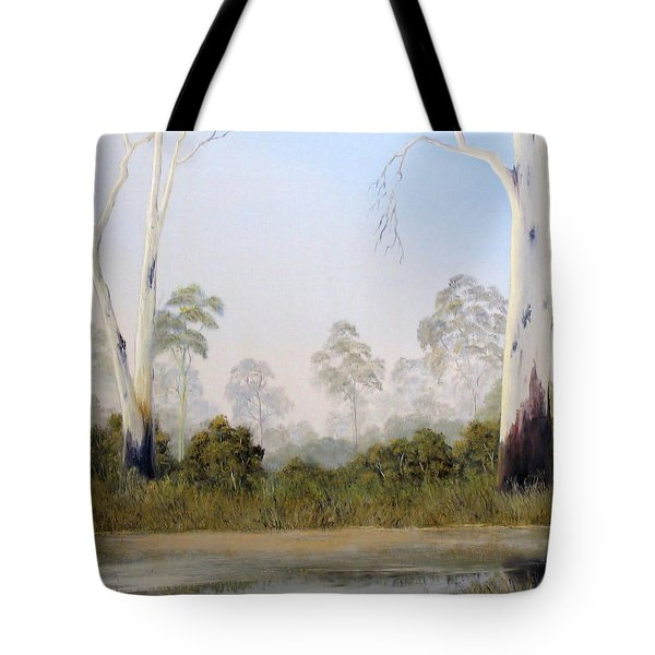 Still Creek Tote Bag by John Cocoris