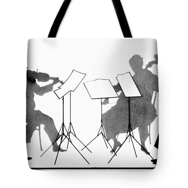 String Quartet, C1935 Tote Bag by Granger