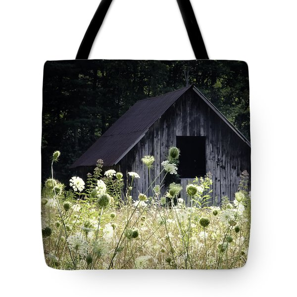 Summer Barn Tote Bag by Rob Travis