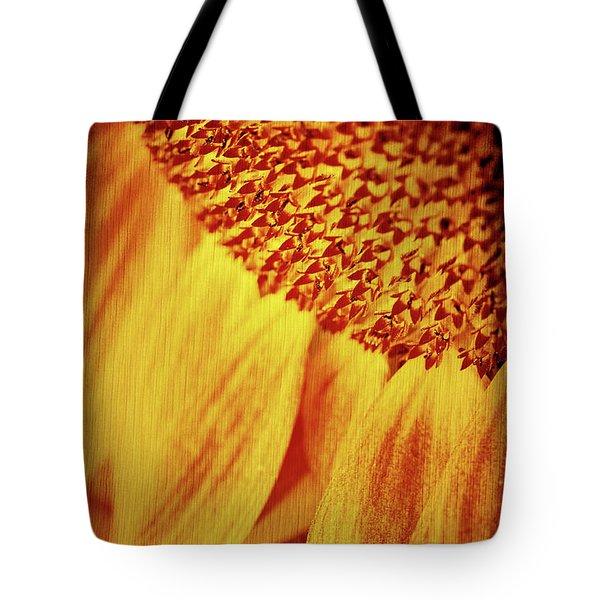 Sunflower Tote Bag by Silvia Ganora