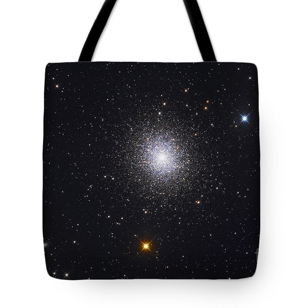 The Great Globular Cluster In Hercules Tote Bag by Roth Ritter