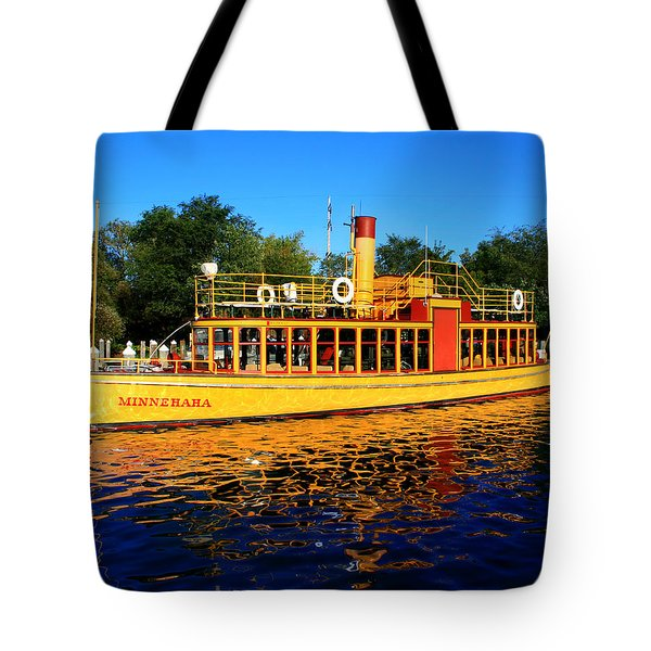 The Minnehaha Tote Bag by Perry Webster