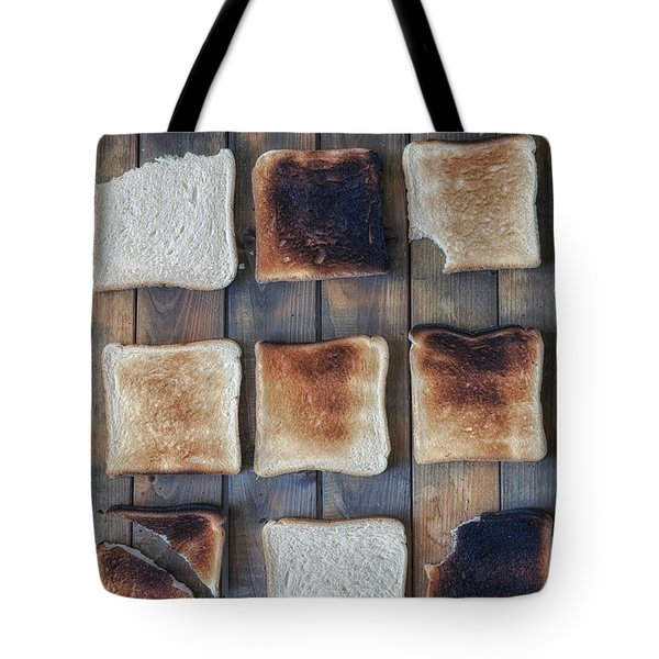 Toast Tote Bag by Joana Kruse