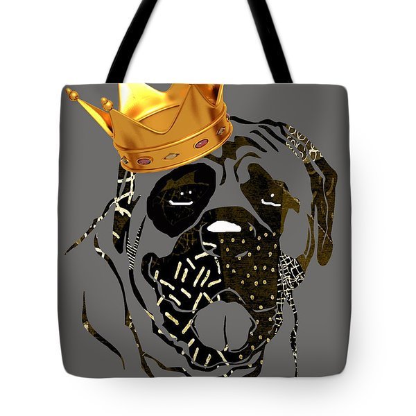 Top Dog Collection Tote Bag by Marvin Blaine