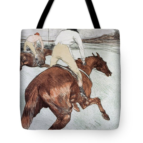 Toulouse-lautrec, 1899 Tote Bag by Granger