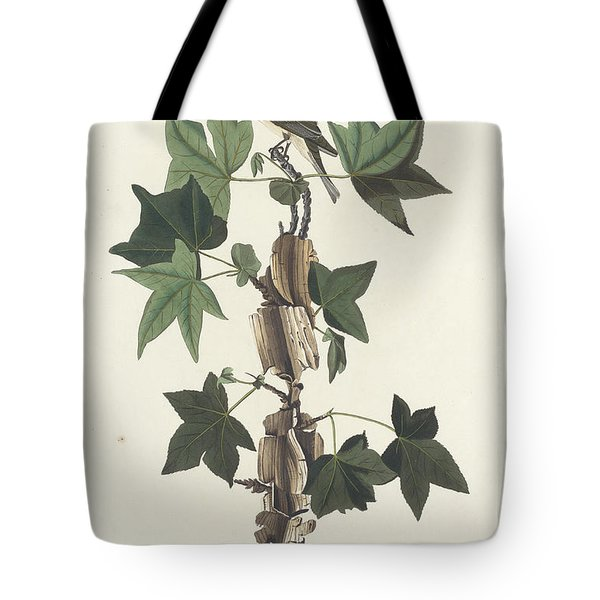 Traill's Flycatcher Tote Bag by John James Audubon